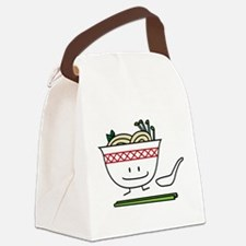 Pho Bowl Canvas Lunch Bag