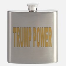 TRUMP POWER Flask