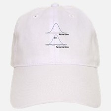 Normal-ParaNormal Baseball Baseball Cap