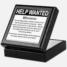 Helpwanted.png Keepsake Box