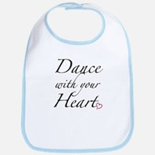 Dance with your Heart Bib