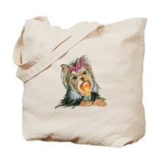 Yorkie Gifts for Yorkshire Terriers Tote Bag