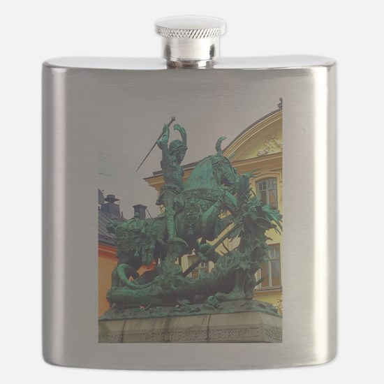 History's Warrior Flask