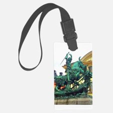 History's Warrior Luggage Tag