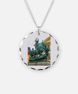 History's Warrior Necklace