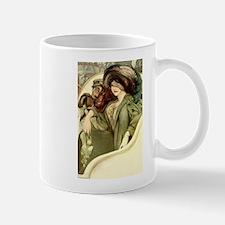 Elegant Woman Mug