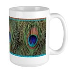 Peacock Large Mug