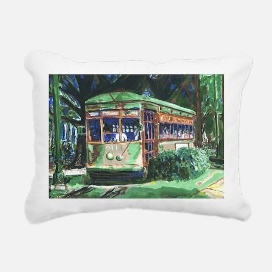Cool New orleans Rectangular Canvas Pillow