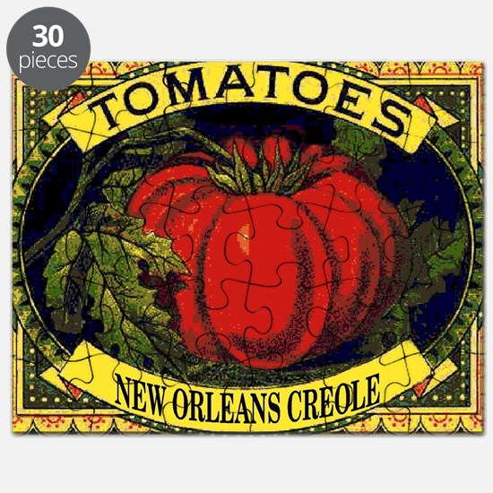 Louisiana Creole Tomatoes Puzzle