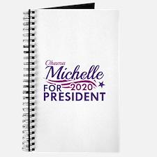 Michelle Obama 2020 Journal