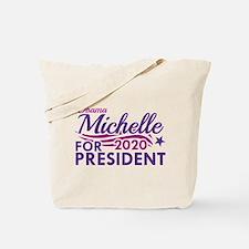 Michelle Obama 2020 Tote Bag