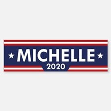 Michelle Obama 2020 Bumper Bumper Bumper Sticker