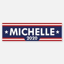 Michelle Obama 2020 Bumper Bumper Bumper Sticker