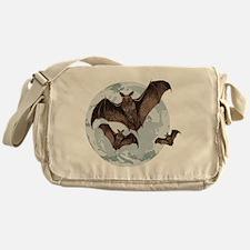 Bat Messenger Bag