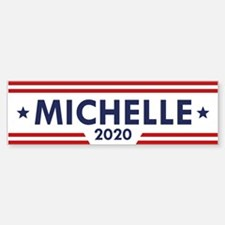 Michelle Obama 2020 Bumper Car Car Sticker