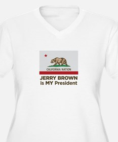 California Nation Jerry Brown is My President Plus