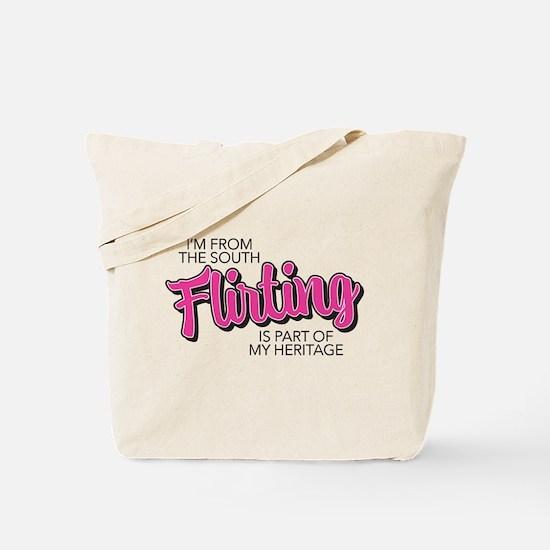 Golden Girls - Flirting Tote Bag