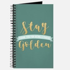 Golden Girls - Stay Golden Journal