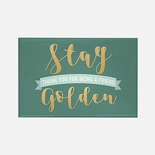 Golden Girls - Stay Golden Rectangle Magnet