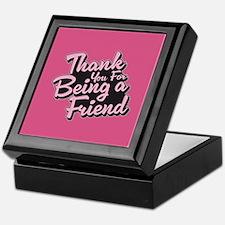 Golden Girls - Being a Friend Keepsake Box