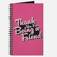 Golden Girls - Being a Friend Journal