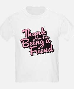 Golden Girls - Being a Friend T-Shirt