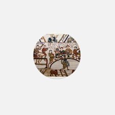 Bayeux Tapestry Mini Button