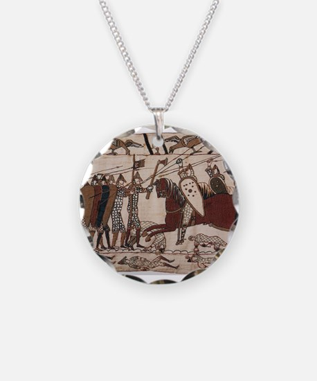 Bayeux Tapestry Necklace