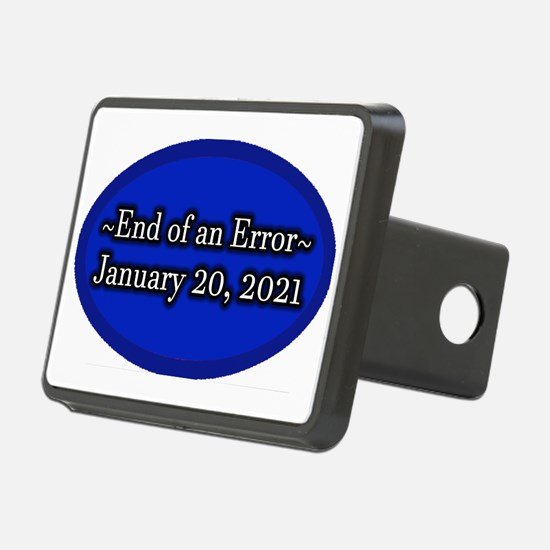 End of an Error January 20 Hitch Cover