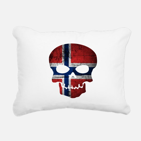 Norwegian Rectangular Canvas Pillow