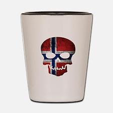 Norwegian Shot Glass
