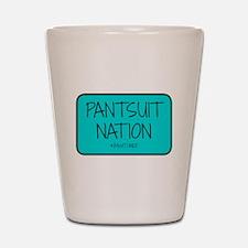 Pantsuit Nation Shot Glass