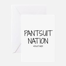 Pantsuit Nation Greeting Cards