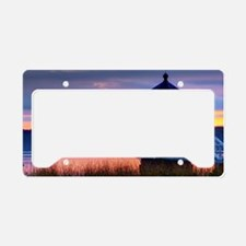 Unique Lighthouse License Plate Holder