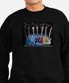 Guitars Universal Language Sweatshirt