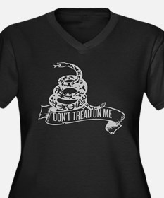 Dont Tread Banner Plus Size T-Shirt