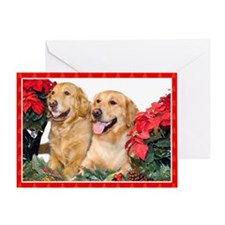Goldens 351 Greeting Card