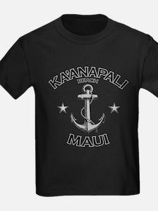 KAANAPALI BEACH MAUI copy T-Shirt