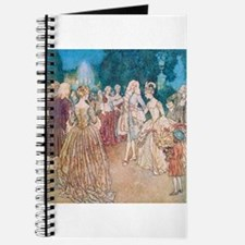 Cinderella and the Prince at the Ball Journal