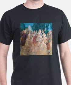 Cinderella and the Prince at the Ball T-Shirt