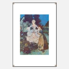 CInderella and Her Fairy Godmother Banner