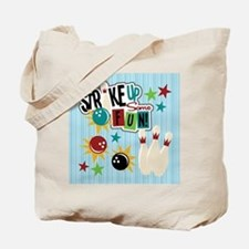 Bowling Sports Fun Tote Bag