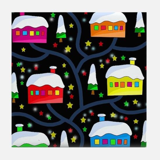 Landscape of the soul Tile Coaster