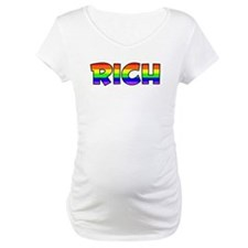 Rich Gay Pride (#004) Shirt