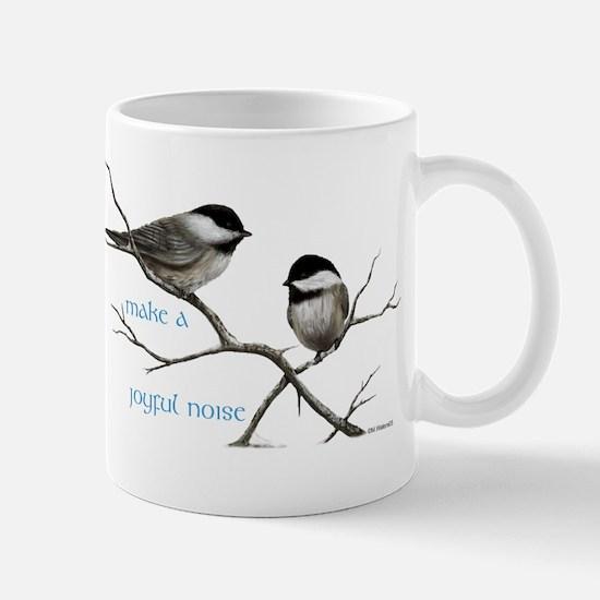Make a joyful noise Mugs
