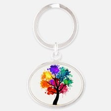 Different Not Less Keychains