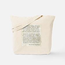 Cool Alexander Tote Bag