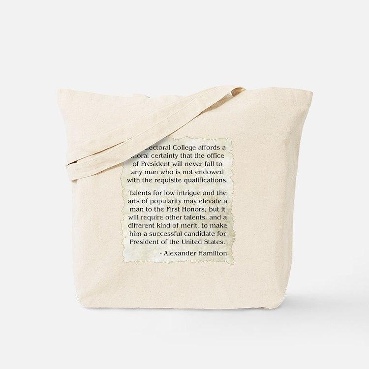 Cute Social conscience Tote Bag