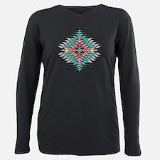 Southwest Native Style Sunburs T-Shirt