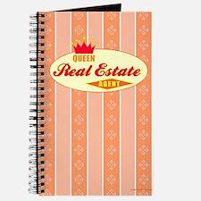 RETRO QUEEN (Red) Journal